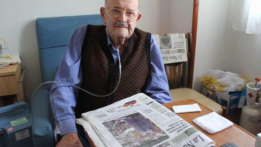 Muere Ricardo Pire, empresario de éxito y referente de la derecha asturiana