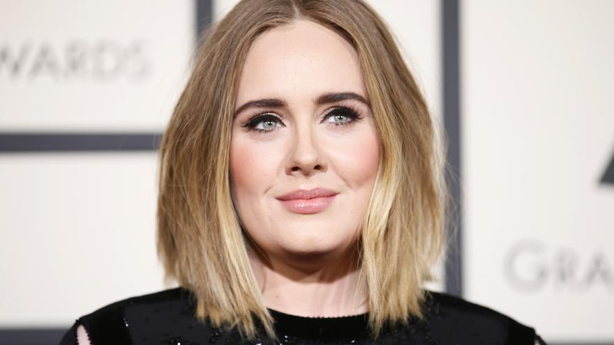 Adele, irreconocible en su última foto