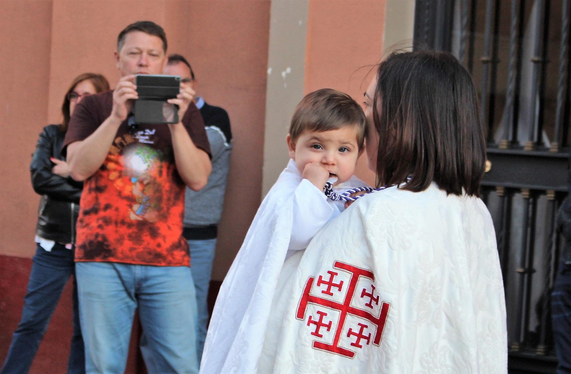 Semana Santa Marinera: la generación que viene