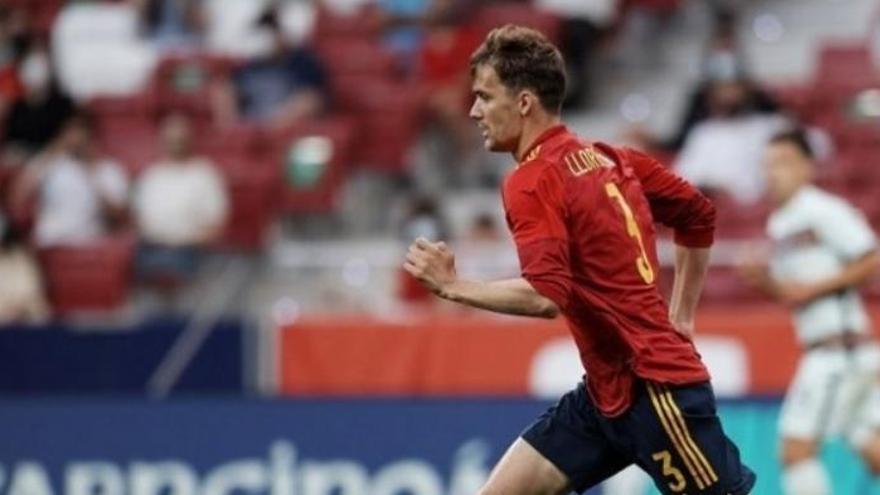 Diego Llorente, segon positiu de Covid a la selecció espanyola