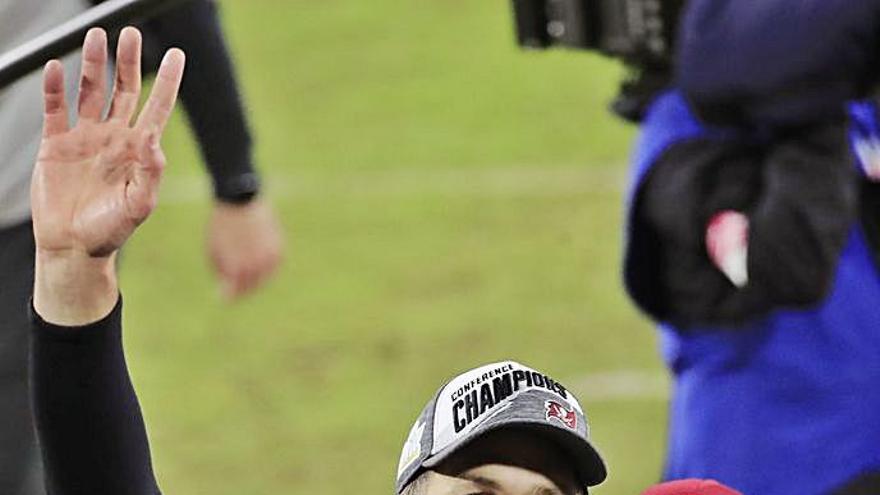 Brady, sinónimo de Superbowl