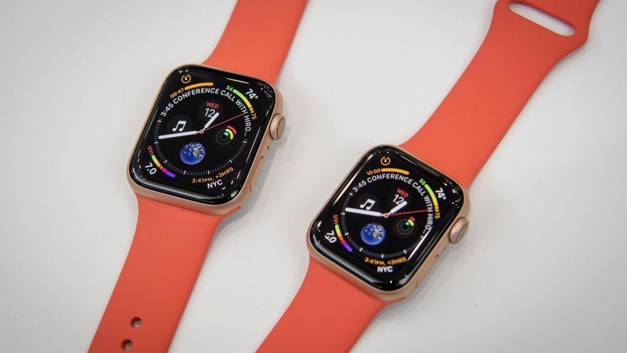 El Apple Watch ya puede hacer electrocardiogramas en España