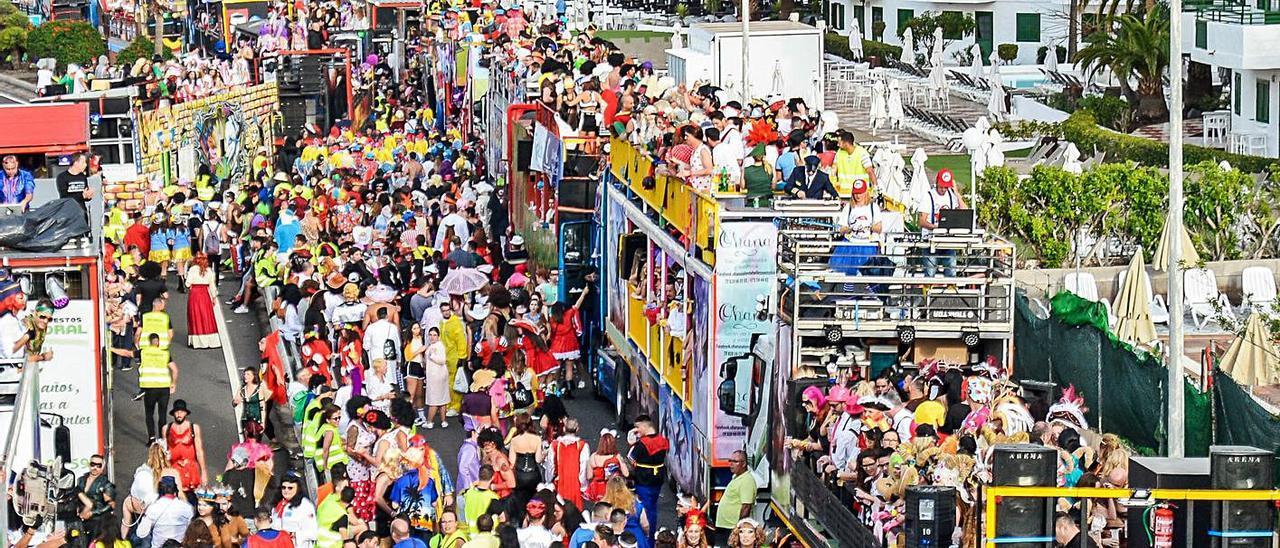 Maspalomas suspende la cabalgata de reyes  y los carnavales