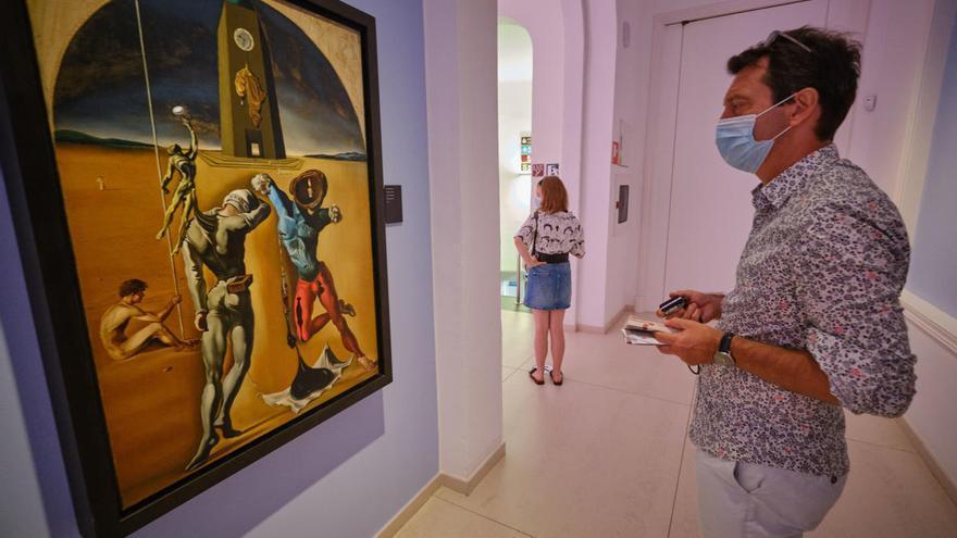 La Fundació Dalí col·laborarà en quatre exposicions internacionals aquest any