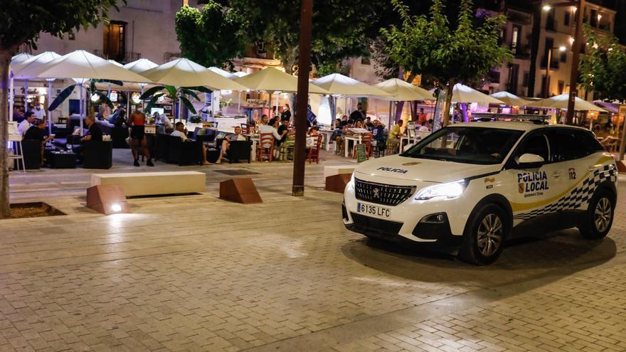 Una sentencia tumba la prohibición en Ibiza de las pantallas con publicidad ajena