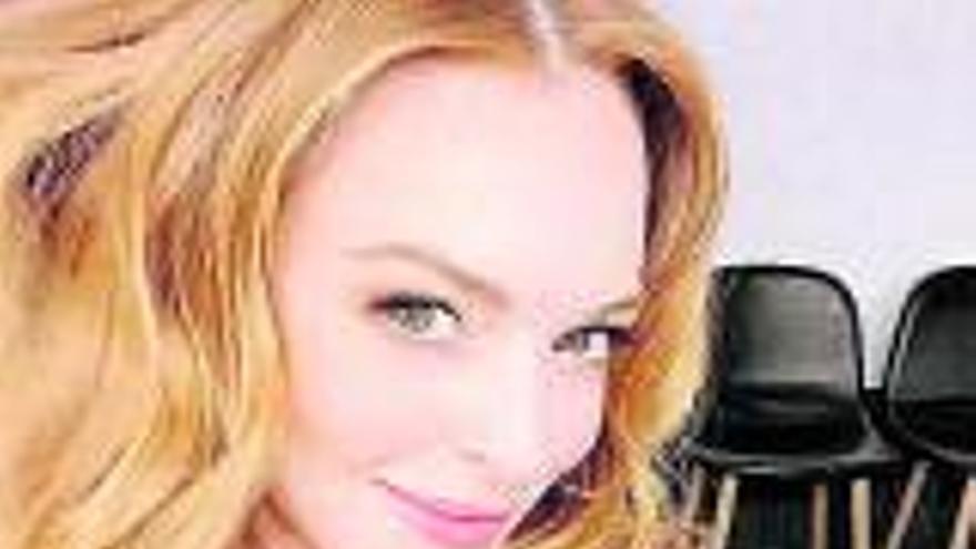 Netflix resucita la carrera de Lindsay Lohan con una película navideña