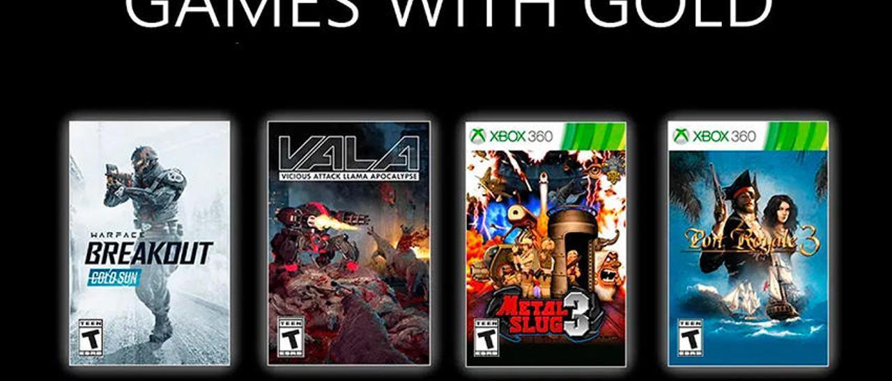El clásico 'Metal Slug 3', entre los Games with Gold de marzo