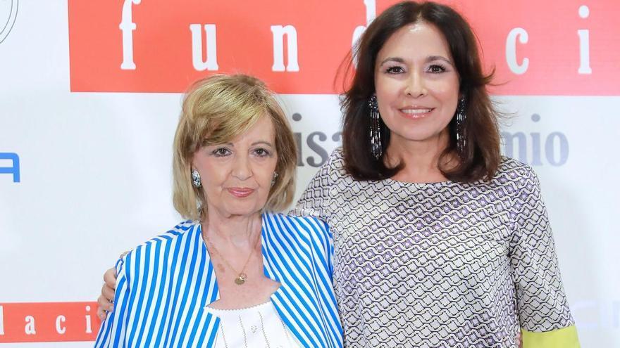 María Teresa Campos, de presentadora estrella a protagonista de polémicas