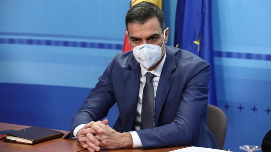 """Sanchez ve a España en condiciones de """"asumir una suerte de posicionamiento de liderazgo mundial que nos merecemos"""""""