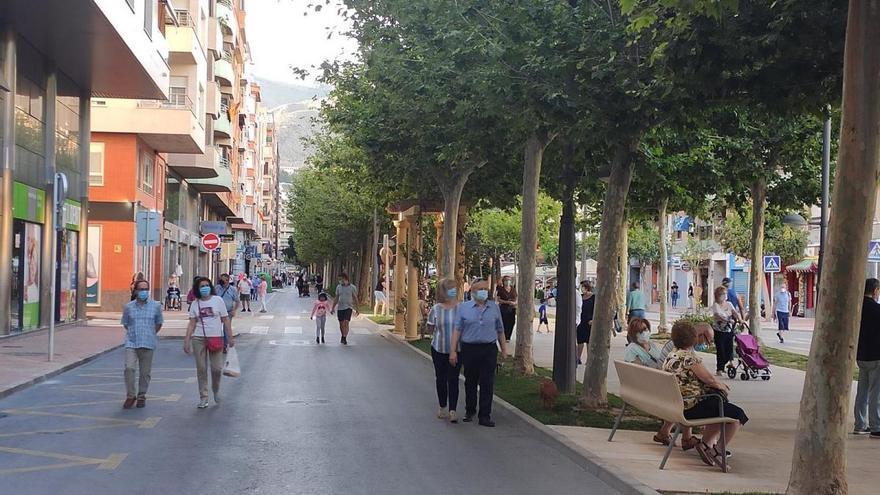 Orihuela reabre al tráfico las calles del casco urbano