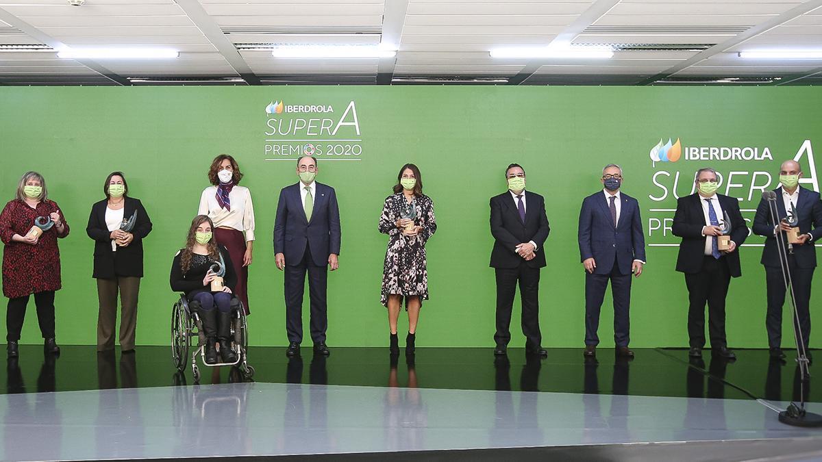Iberdrola convoca la II Edición de los Premios Iberdrola SuperA.
