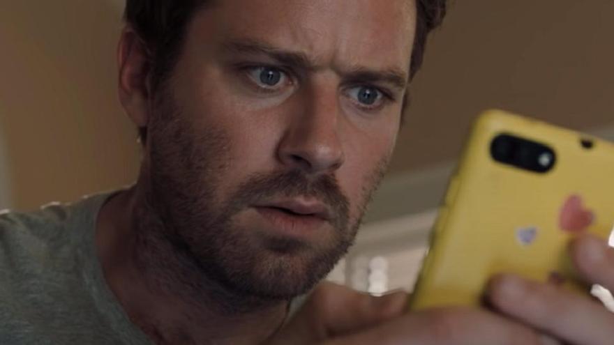 Armie Hammer abandona la serie sobre 'El Padrino' tras su polémica sexual