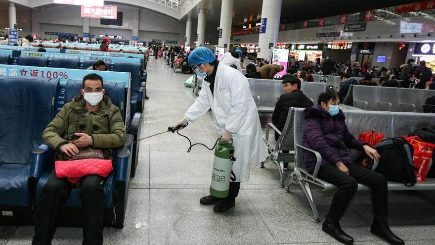 China amplía su cuarentena por el coronavirus