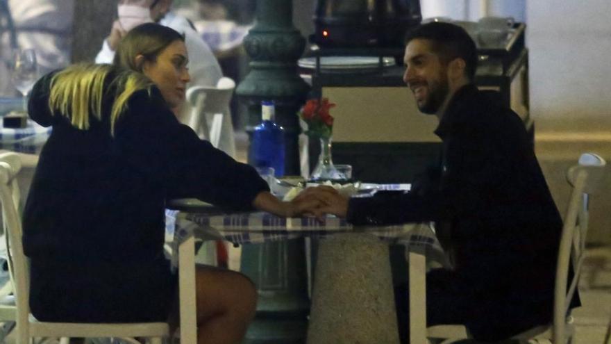 David Broncano y Paula Badosa, pillados en una velada romántica