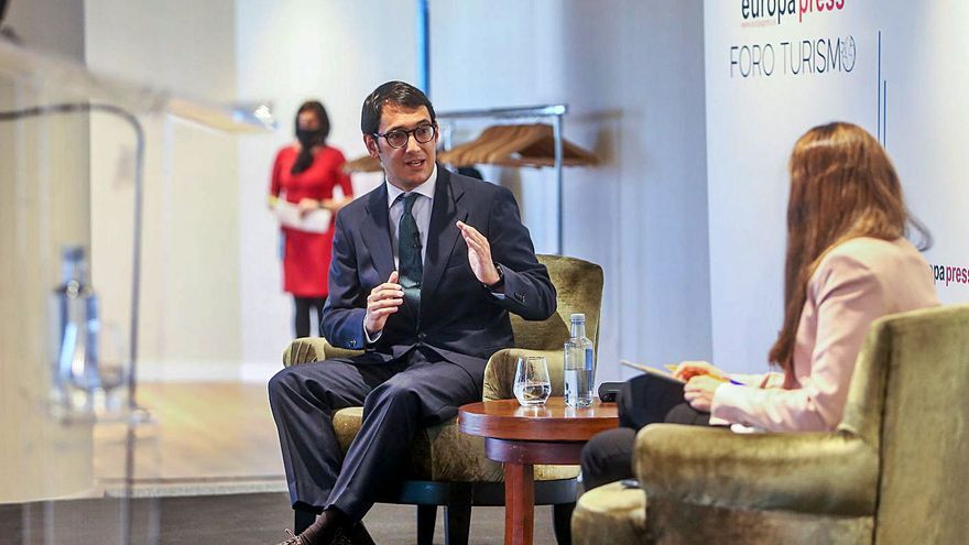 Negueruela cree que Reino Unido diferenciará las islas de España