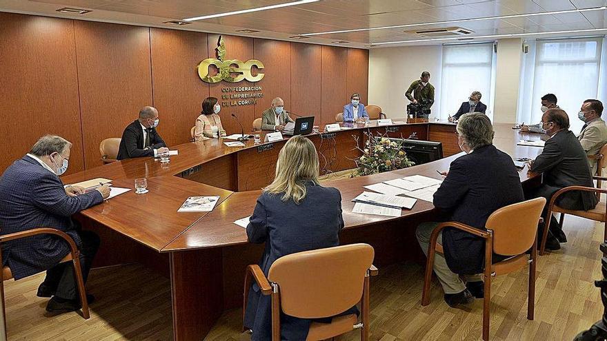 """La Xunta apoya a las empresas sobre la ley de Costas: """"No es necesario modificarla"""""""