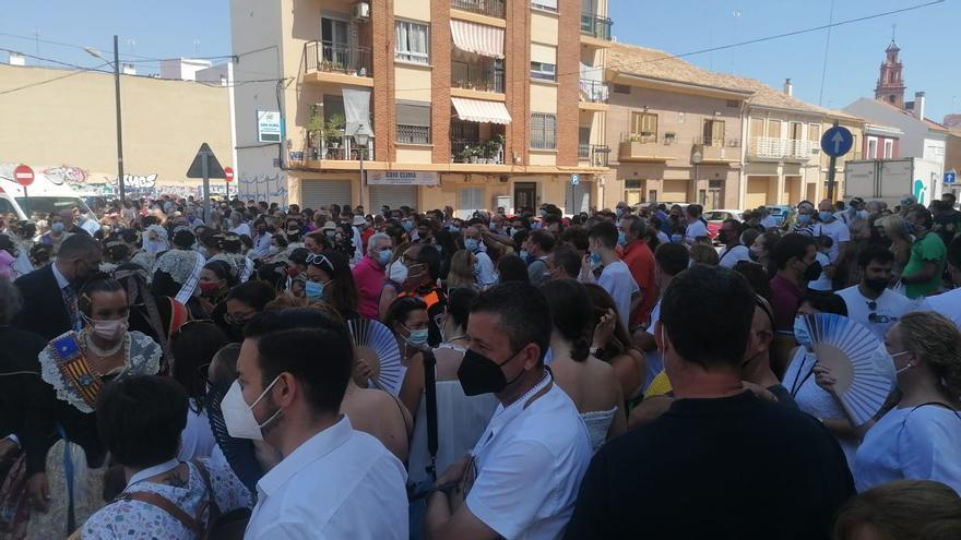 Ribó abre la puerta a mantener las 'mascletaes' en los barrios de València