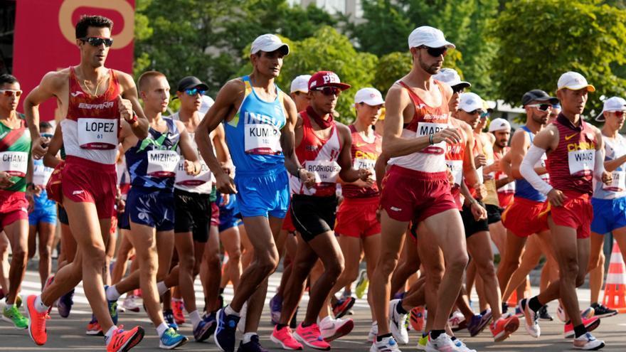 Directo | Tokio 2020: Carrera de 20 kilómetros marcha