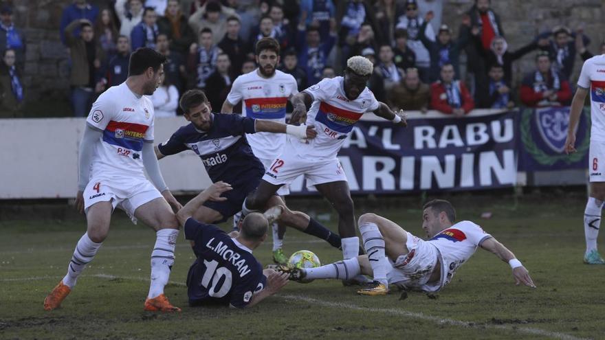 Los equipos asturianos, en el mismo subgrupo de Segunda División B
