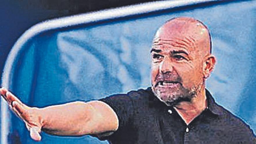 """Paco López espera un partido """"loco"""""""