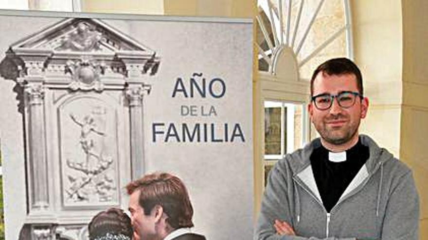 Nicolás Susena presidirá en Lalín mañana la liturgia de la apertura del Año de la Familia