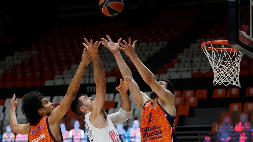 """El Valencia Basket inicia hoy su """"gira"""" en casa de Thomas"""