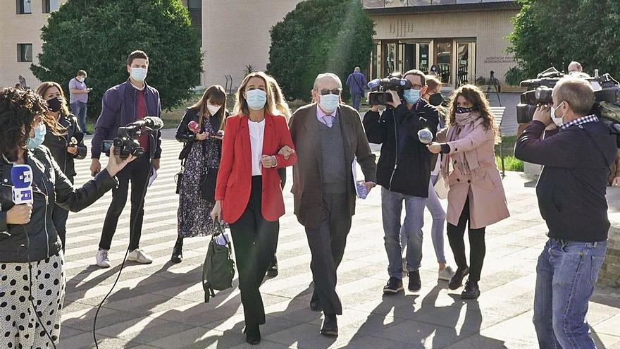 La Audiencia de Castelló juzgará a Carlos Fabra  por ocultar su patrimonio