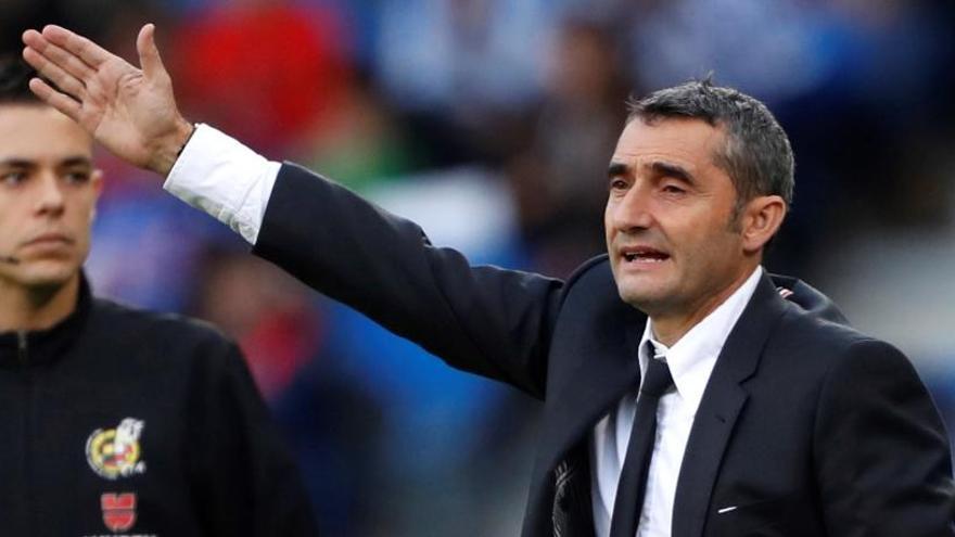 """Valverde: """"El primer penalti no ha sido; el segundo sí"""""""