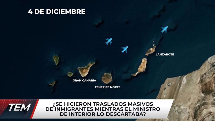 Un programa de televisión que analiza las fake news confunde Gran Canaria con Tenerife