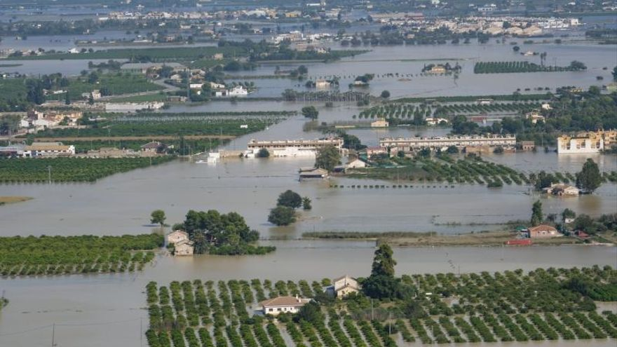 La CHS encarga a la Politècnica el  plan contra inundaciones de la Vega