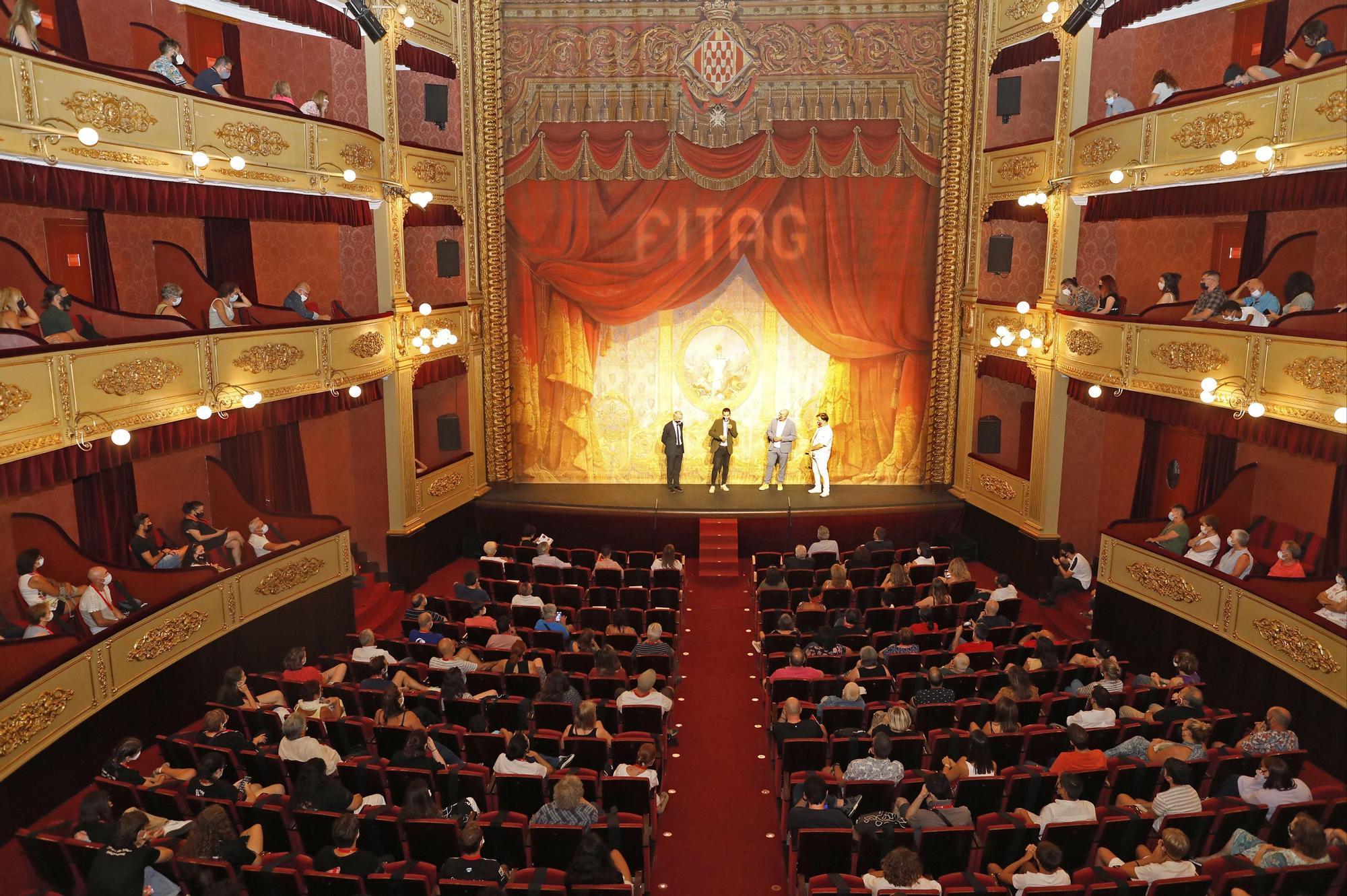 Inauguració del FITAG