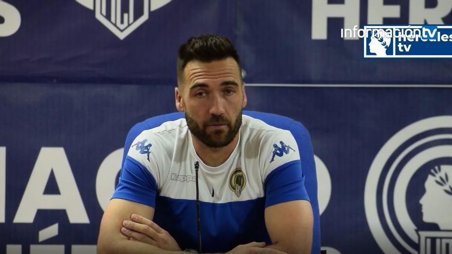 El Hércules necesita vencer al Lleida para pensar en el partido ante el Llagostera