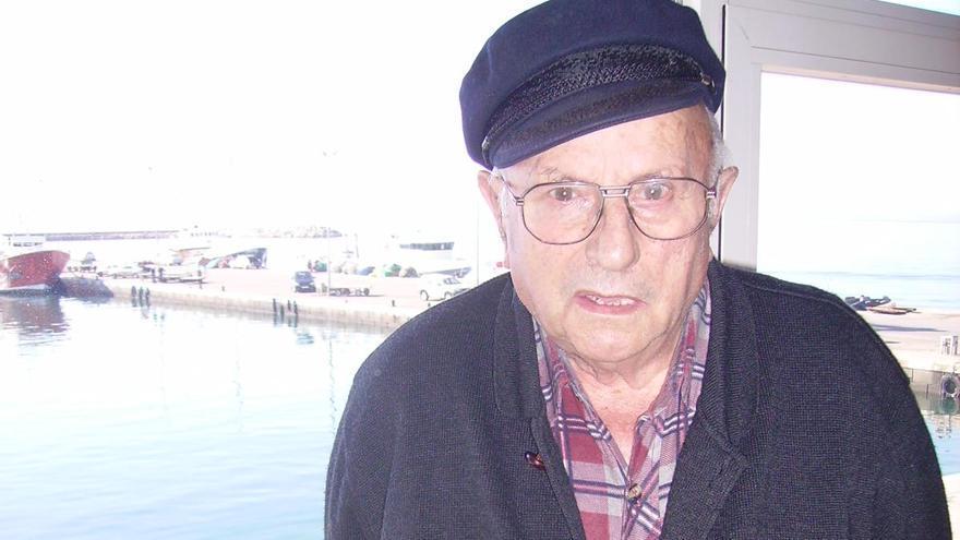 Comiat a Quimet Fontdecaba i «Papitu» Pijoan, dos grans patrons dels pescadors