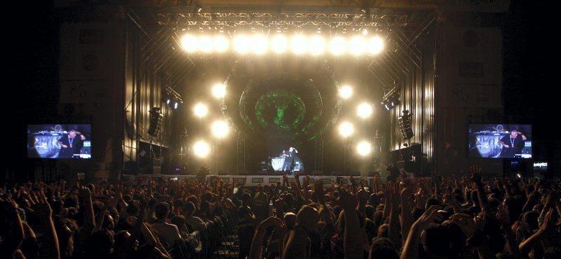 El concierto de Kase.O