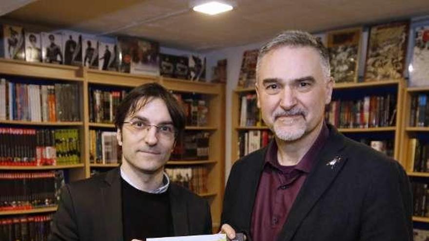 Miguelanxo Prado 'retorna' a Galicia