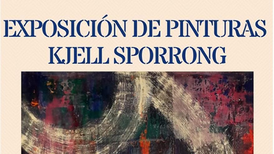 Expo pinturas Kjell Sporrong