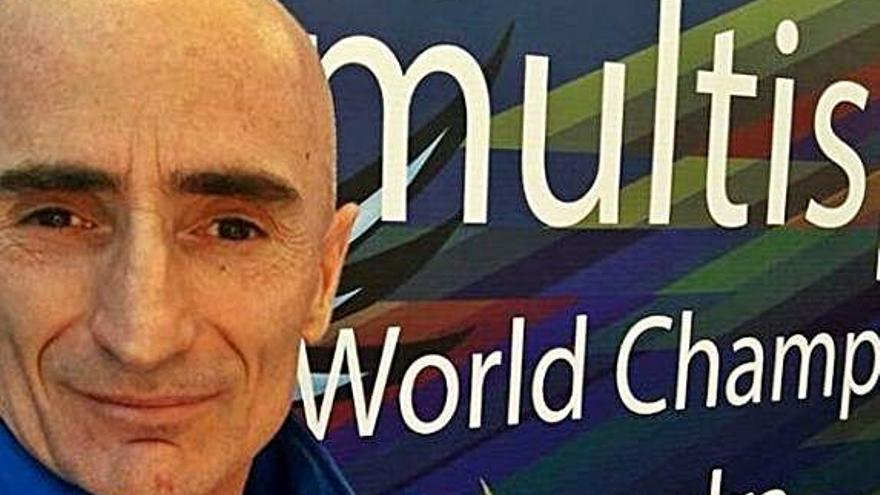 Amand Redondo  és cinquè al Mundial d'aquatló a Pontevedra