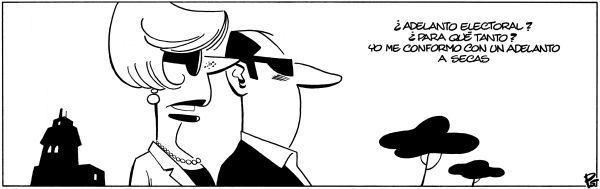La tira de Postigo - Junio del 2011