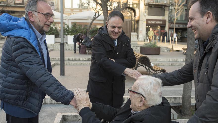 Joan Cornet lamenta la pèrdua d'«un gran manresà»