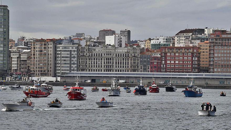 La flota expresa a Pedro Sánchez su desconcierto por la geolocalización
