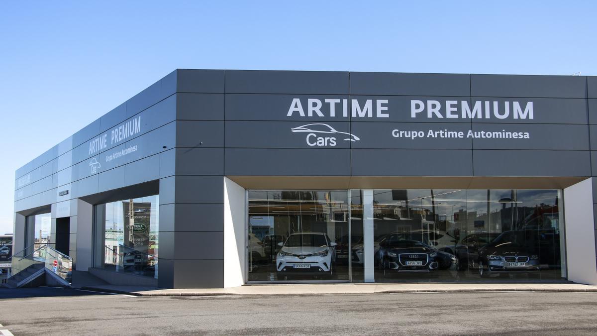 Instalaciones de Artime Premium (Artime Autominesa) en Gijón