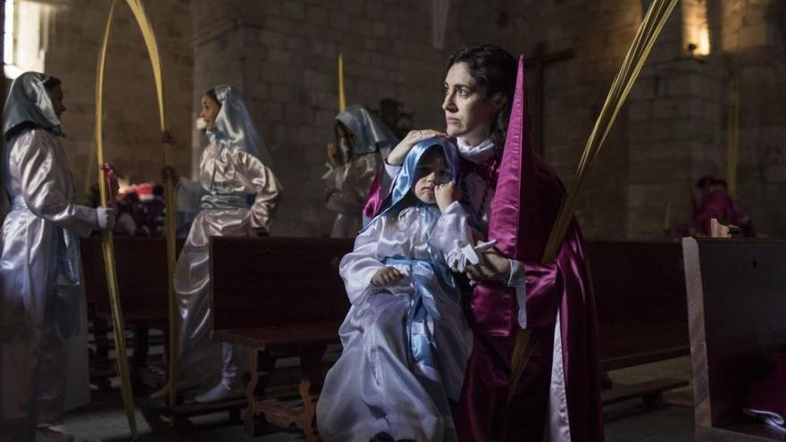 La Borriquita suspende todos sus actos en Zamora ante la inseguridad por la crisis sanitaria