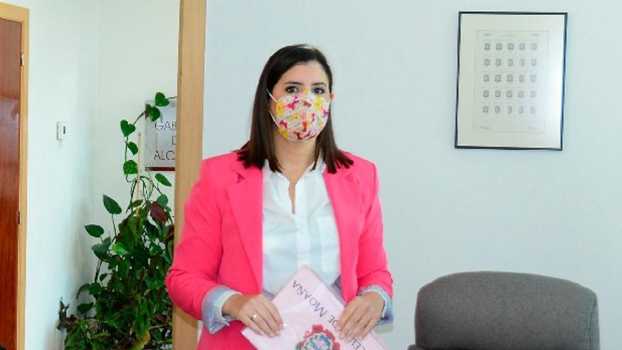 La alcaldesa de Moaña no prevé cambios en el Intercéltico por el COVID