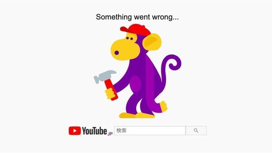 Diversos serveis de Google pateixen una caiguda a nivell mundial