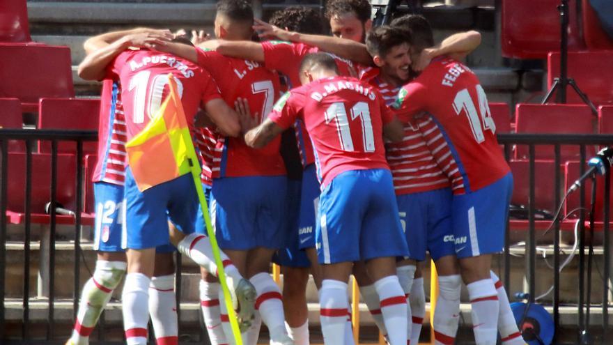 El Granada se impone a un Sevilla que piensa en Europa
