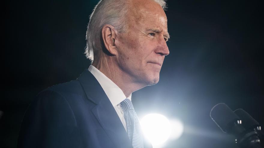 Joe Biden, el hombre tranquilo
