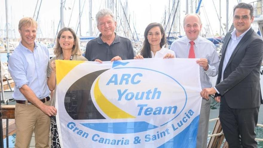Jóvenes canarios para la ARC