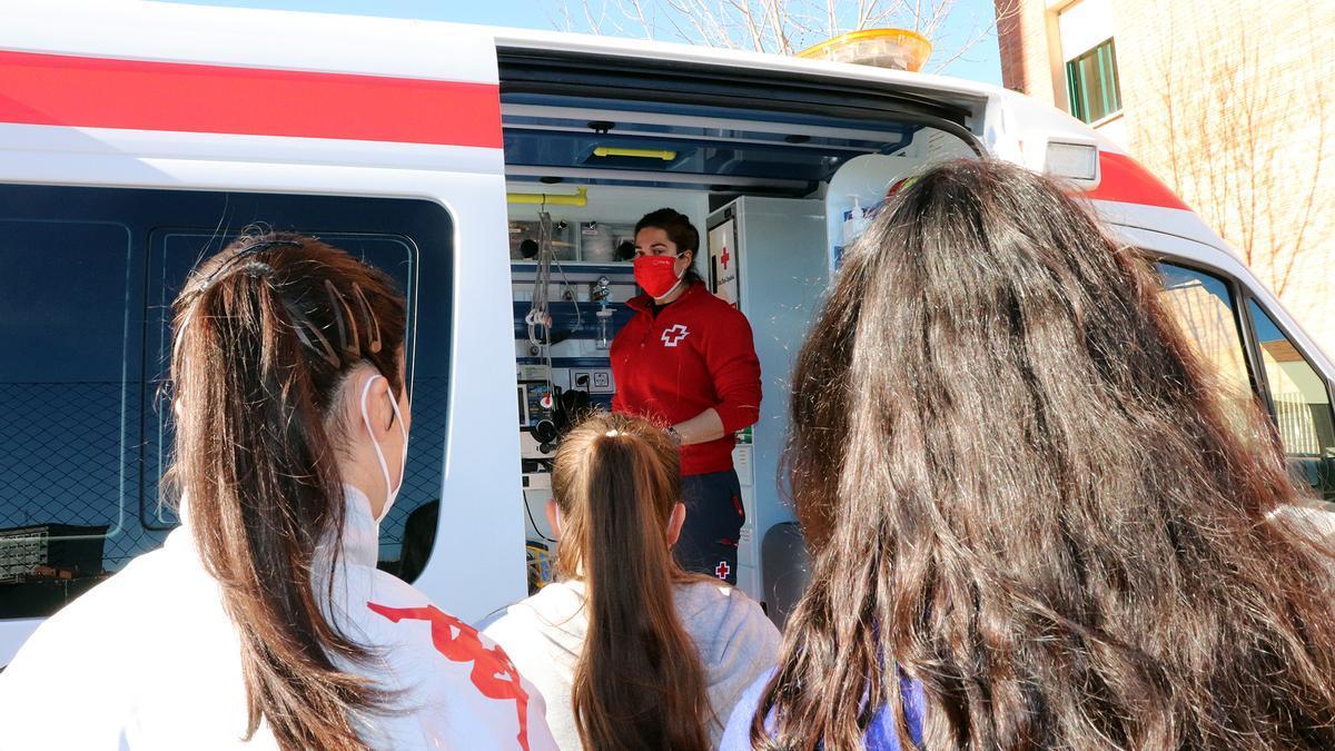 Cruz Roja Zamora.