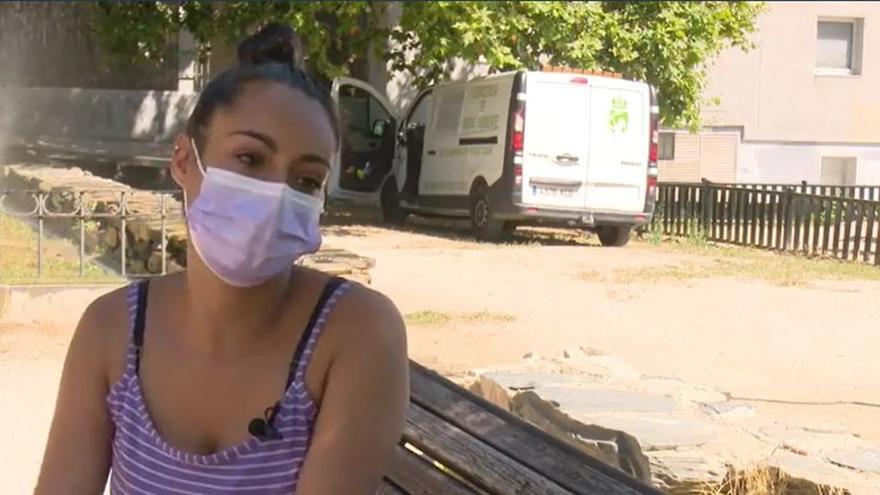Una joven recibe quimioterapia durante dos años por una negligencia médica