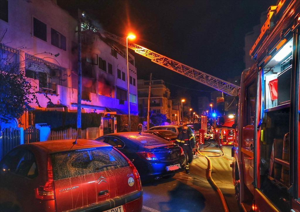Fallece una mujer en el incendio de su casa en El Campello